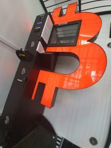 ATM Distributeur automatique de Bitcoin