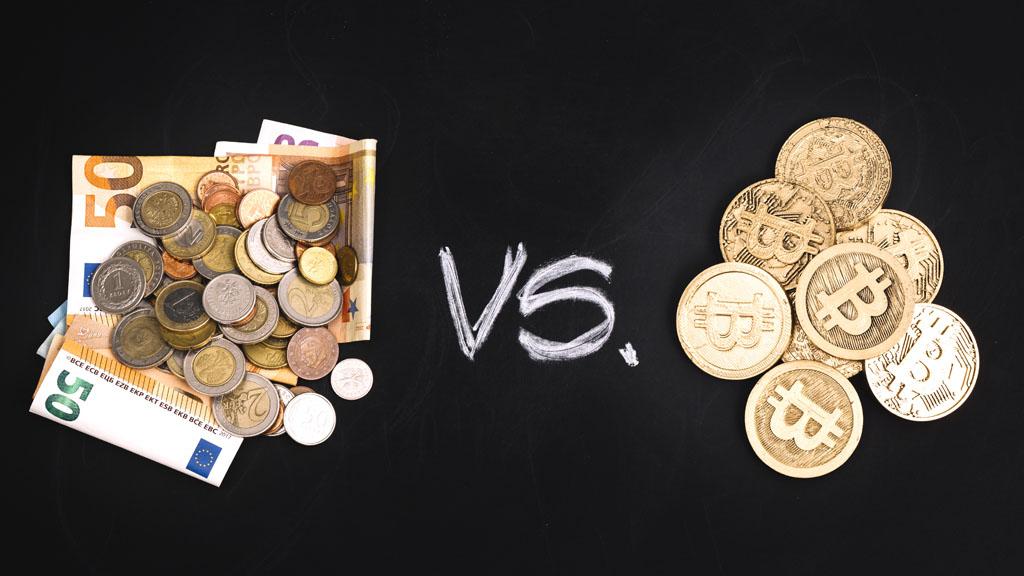 Bitcoin contre l'euro