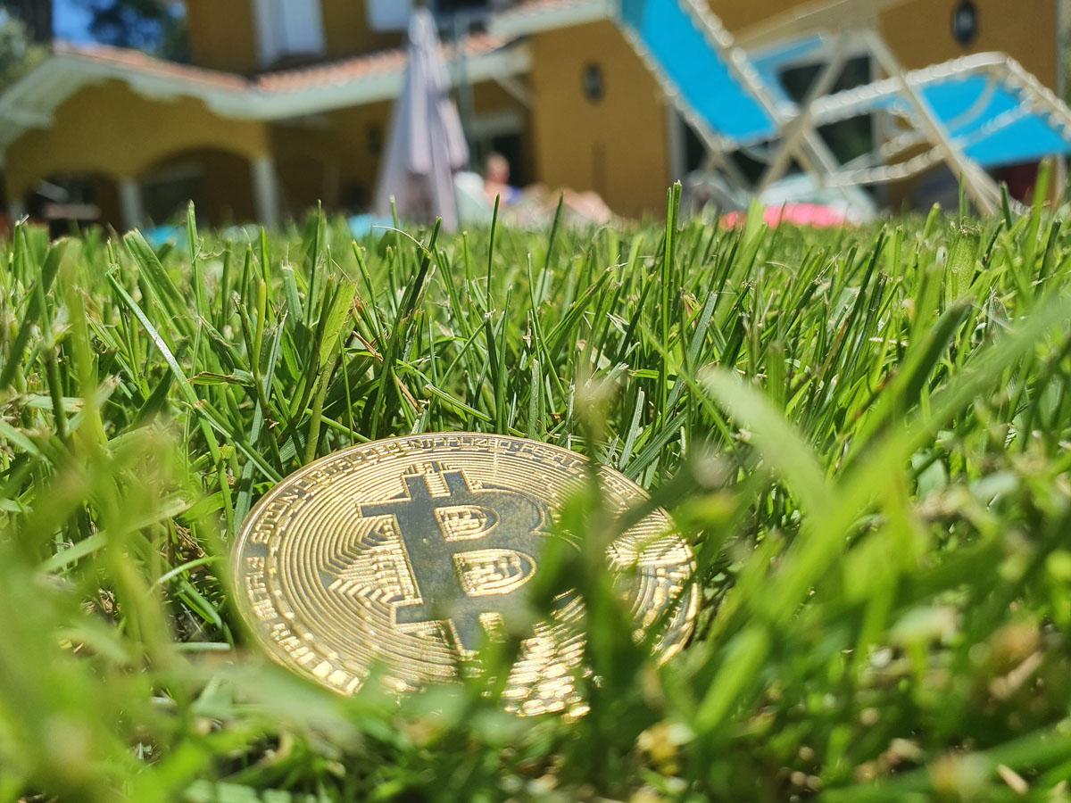 Investir immobilier Blockchain Bitcoin