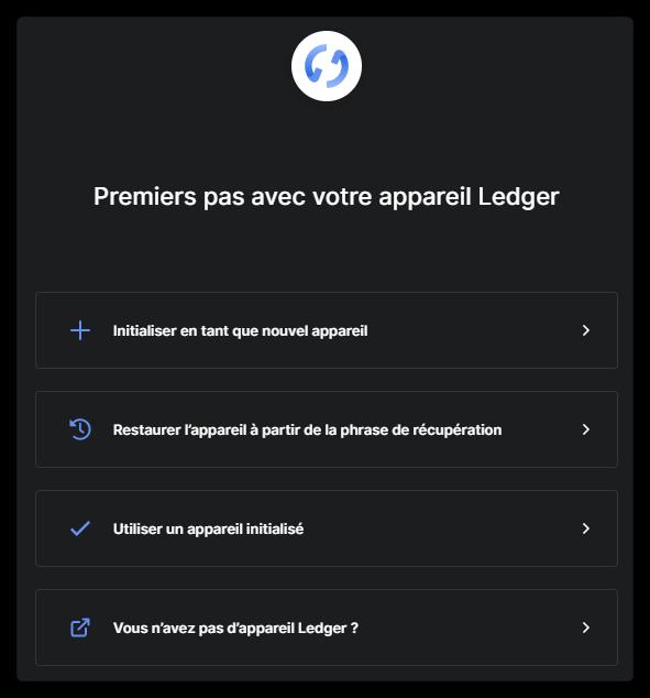 Ledger_Live_premier_pas