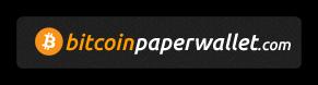 Logo bitcoinpaperwallet.com