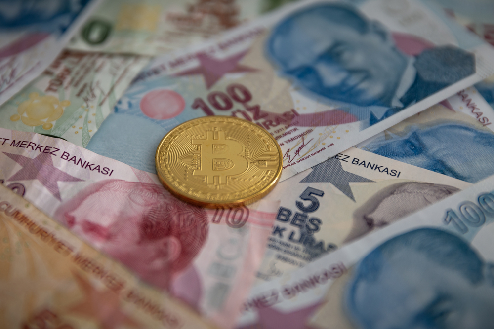 Lira, Turkish Lira, Bitcoin, cryptocurrency, BTCUSD, BTCUSDT